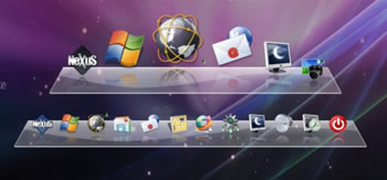 Nexus Dock 7 Aplicaciones para personalizar Windows 7