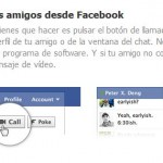 Facebook Video Calling: Videollamadas en Facebook