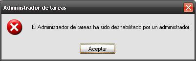 admin tareas Como habilitar el administrador de tareas en Windows