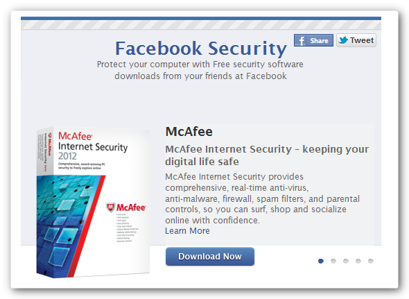 antivirus marketplace Facebook Antivirus Marketplace: Licencias de antivirus por 6 meses