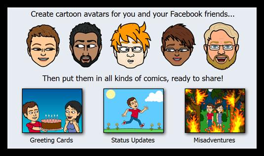 bitstrips1 Bitstrips: Crea avatares y comics en Facebook