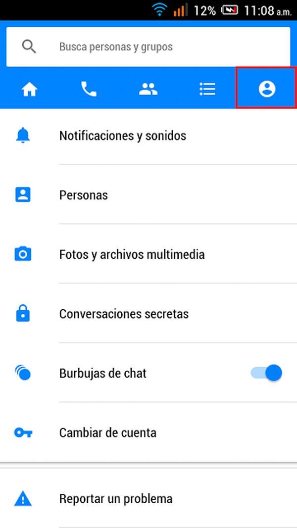 Cómo activar conversaciones secretas en Facebook Messenger