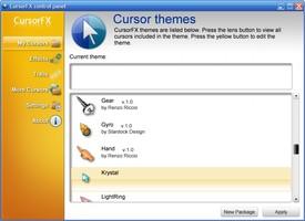cursorfx 7 Aplicaciones para personalizar Windows 7
