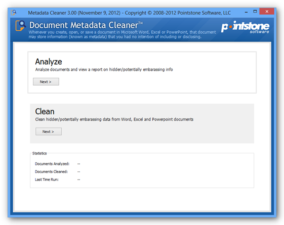 document-metadata-cleaner