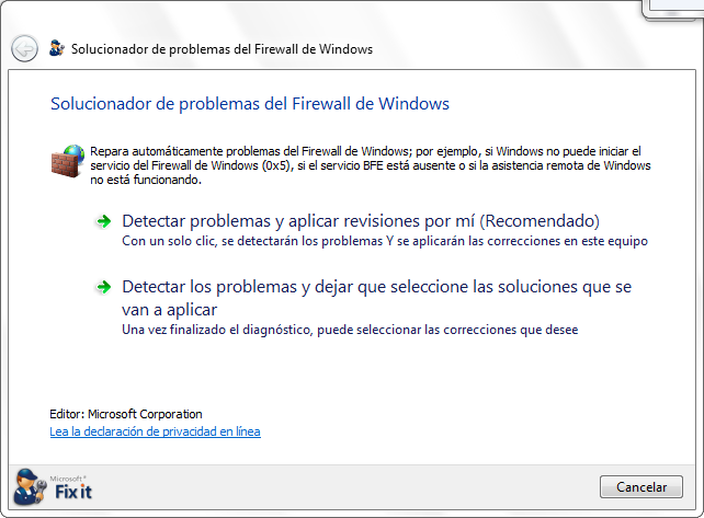 firewall-windows-fixit
