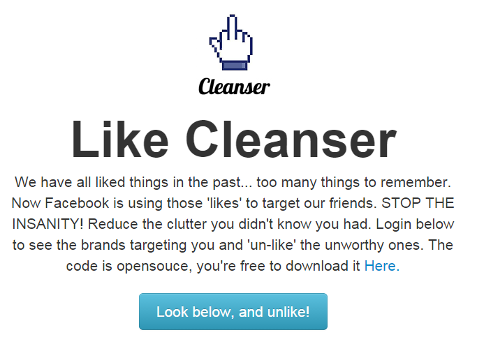 like-cleanser
