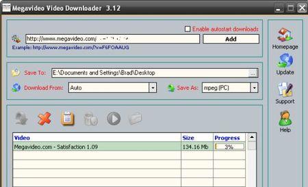 megavideo video downloader Como descargar peliculas desde MegaVideo