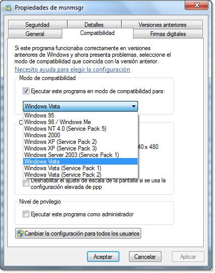 msn systemtray Truco Windows 7: Minimizar MSN en la bandeja del sistema