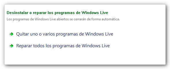 msn2011 2 Como desinstalar Windows Live Messenger 2011