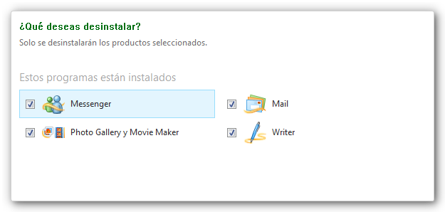 msn2011 3 Como desinstalar Windows Live Messenger 2011