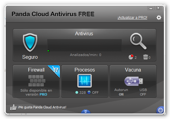 panda cloud antivirus 2.1