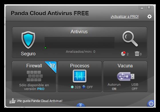 panda cloud antivirus Antivirus Gratis