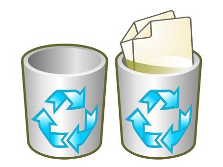 papelera Como recuperar archivos eliminados de la papelera de reciclaje y como eliminarlos permanentemente