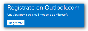 registro outlook Como crear un correo en Outlook.com