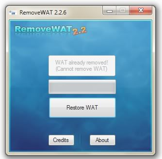 removewat Como activar Windows 7