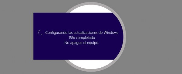 Cómo apagar Windows 10 sin instalar actualizaciones