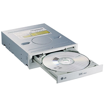 unidadcdrom Partes de la computadora