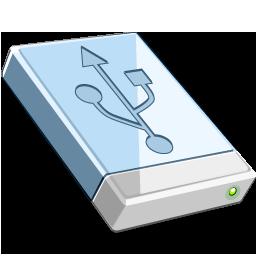 archivos ocultos en USB