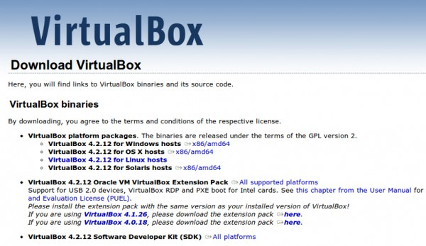 Instalar una máquina virtual de Android con VirtualBox