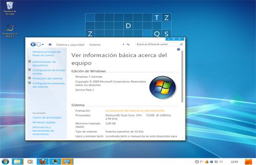 windows 8 pack Como transformar Windows 7 en Windows 8