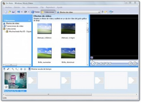 ¿Cómo crear un vídeo de fotos y música con Movie Maker?