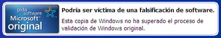 windows validar Activar Windows XP con un click