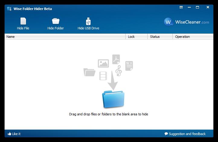 wise folder hide2 Wise Folder Hider: Como esconder y proteger archivos y carpetas